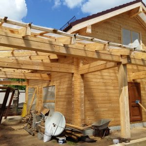 Timber House: consrtuction_1