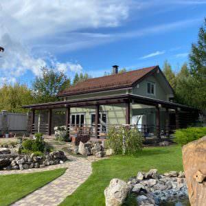 Timber house: final